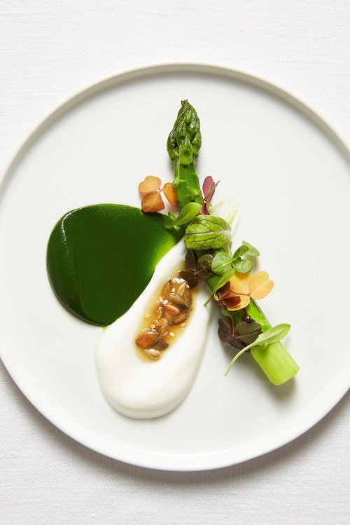 cours asperges