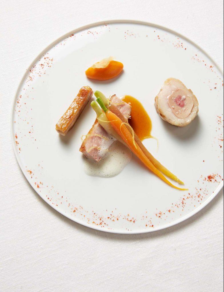 Cours de cuisine / viande blanche